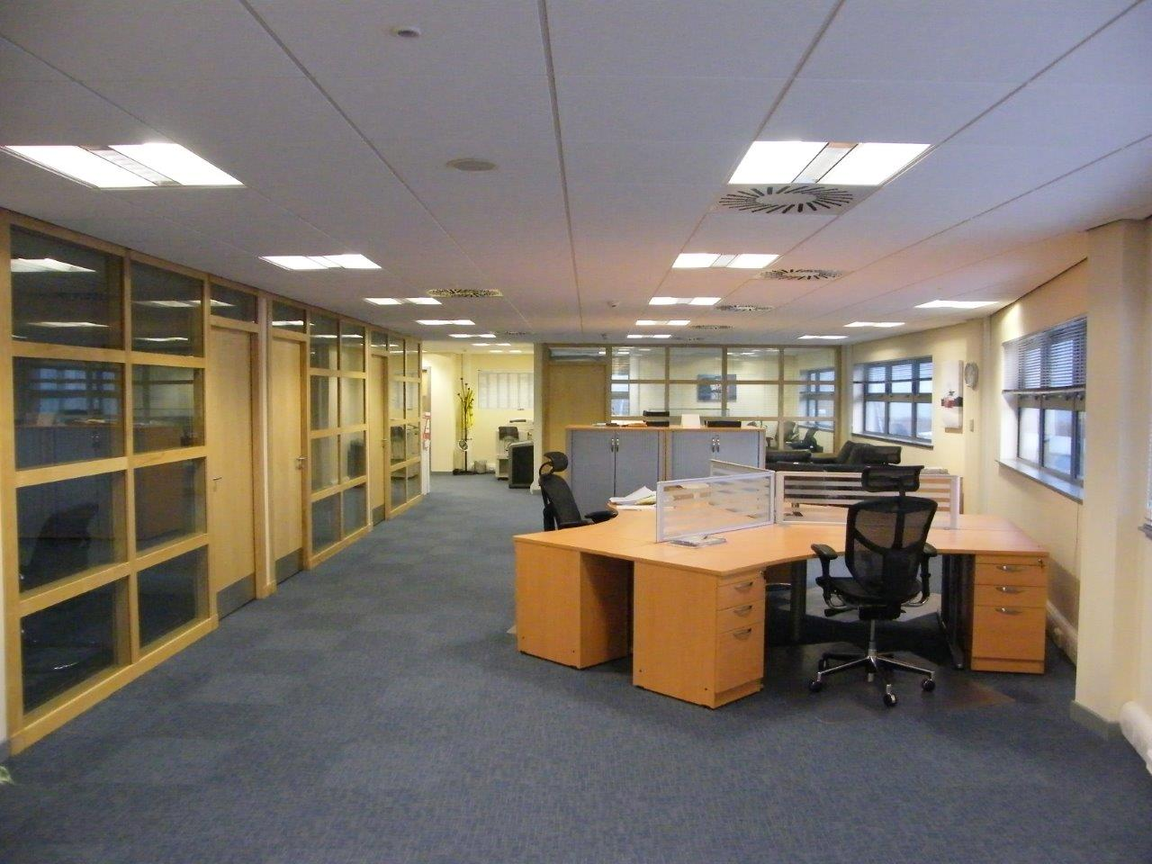 Fugro Office interior